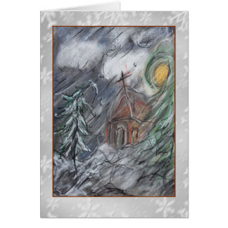 The Beauty of Winter Art Card