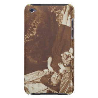 The Bedfellows, c.1843-47 (salted paper print from iPod Touch Cases