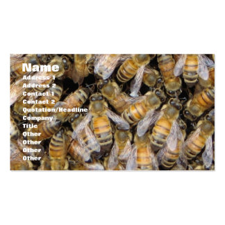 The Bee Hive Business Cards