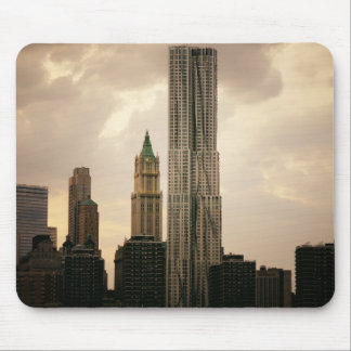 The Beekman Tower and Woolworth Building Mouse Pad