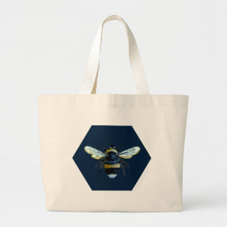 The bees knees Bee tote bag