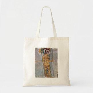 The Beethoven Freize by Gustav Klimt Bag