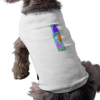The Beginning Sleeveless Dog Shirt
