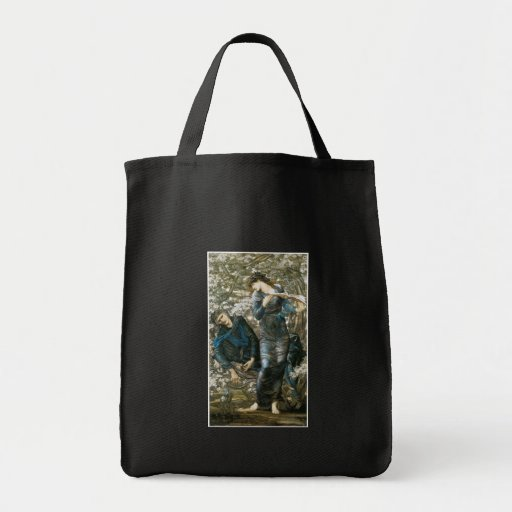 The Beguiling of Merlin Tote Bag
