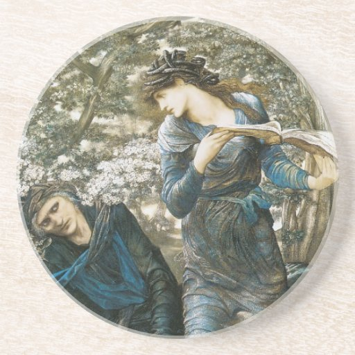 The Beguiling of Merlin Drink Coasters