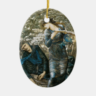 The Beguiling of Merlin Christmas Ornament
