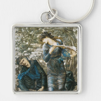 The Beguiling of Merlin Key Chain