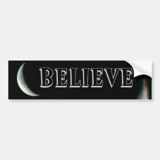 The Believe Bumper Stickers