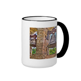 The Bell Tower Antique Stone Arches Ringer Mug