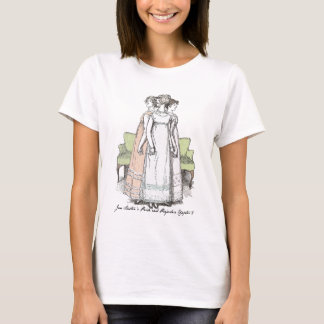 The Bennet Sisters - Jane Austen's P&P Ch 2 T-Shirt