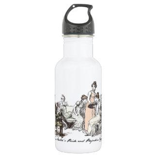 The Bennets of Longbourn - Jane Austen's P&P 532 Ml Water Bottle
