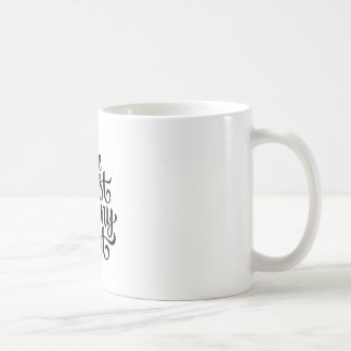THE BEST BY ANY TEST COFFEE MUG