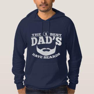 The Best Dad's Have Beards Hoodie