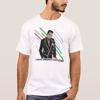The best dressed man ever (Vintage 80s) T-Shirt