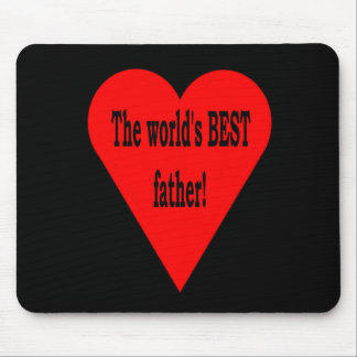 The Best Father Mouse Pad