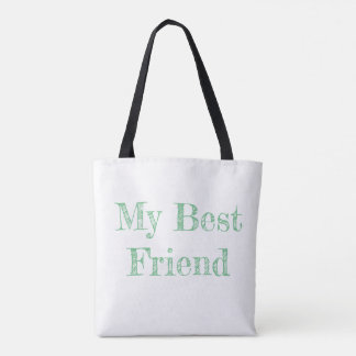 The best Friend for the best activity Tote Bag