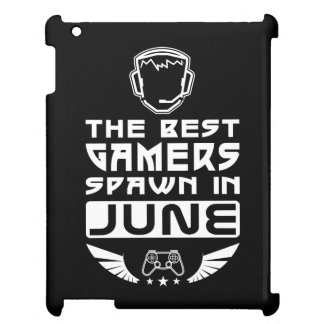 The Best Gamers Spawn in June Cover For The iPad 2 3 4