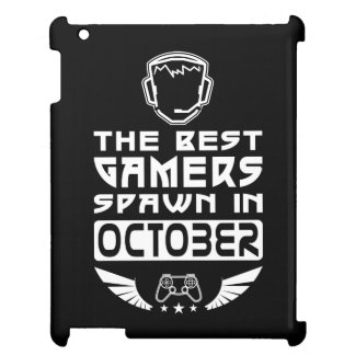 The Best Gamers Spawn in October iPad Cover