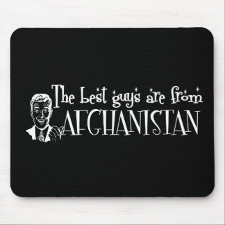 The Best Girls are from Afghanistan Mouse Pad