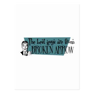The best guys are from Broken Arrow Postcard