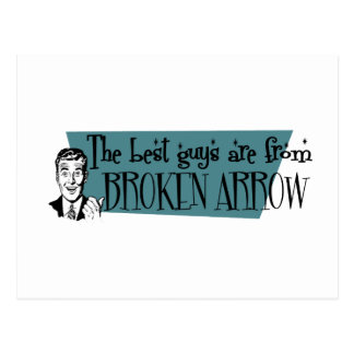 The best guys are from Broken Arrow Postcard