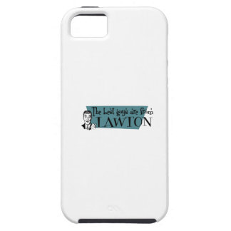 The best guys are from Lawton iPhone 5 Cover