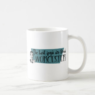 The best guys are from Worcester Coffee Mug