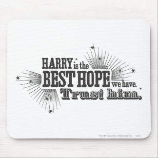 The best hope we have mouse pad