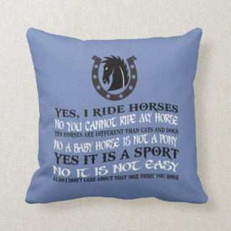 The Best Horse Ever! Cushion