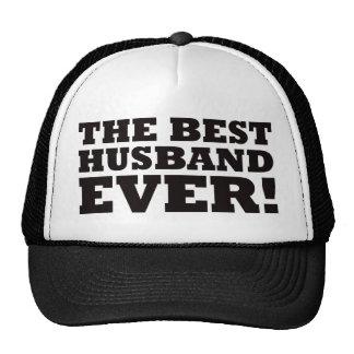 The Best Husband Ever Cap