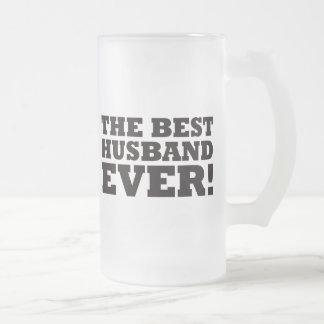 The Best Husband Ever Coffee Mugs