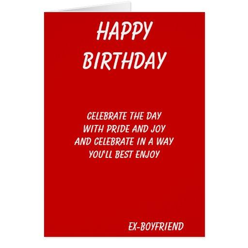 Snap Ex Boyfriend Cards Invitations Zazzle Photos On Pinterest