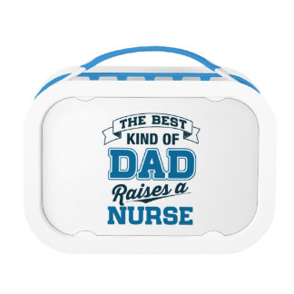 The Best Kind Of Dad Raises a Nurse Lunchbox