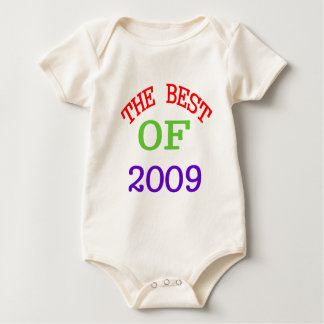 The Best OF 2009 Baby Bodysuit