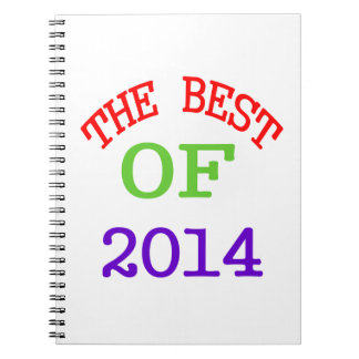 The Best OF 2014 Note Book
