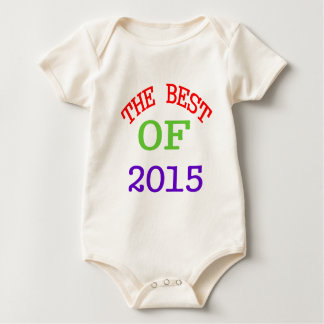 The Best OF 2015 Baby Bodysuit