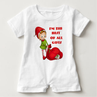 The Best Of All Gifts Baby Romper Baby Bodysuit