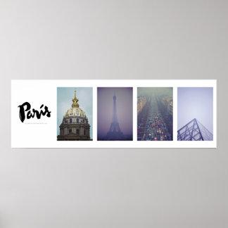 The best of Paris Poster