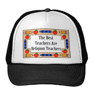 The Best Teachers Are Religion Teachers Trucker Hats