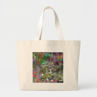 The best way to act large tote bag