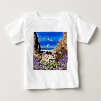 The best yet to come. baby T-Shirt