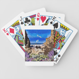 The best yet to come. bicycle playing cards