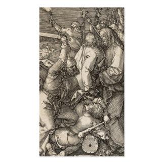 The Betrayal of Christ circa 1508 Business Card Templates