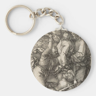 The Betrayal of Christ circa 1508 Key Chain