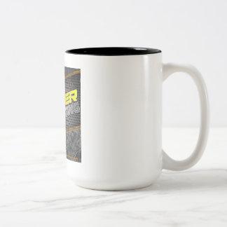 The Better Podcasting 15 oz Classic White Mug