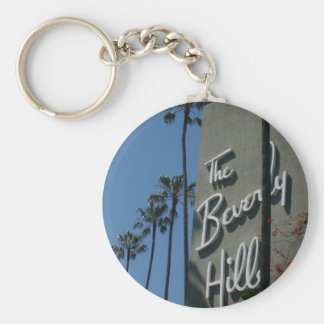 The Beverly Hills Hotel Key Ring
