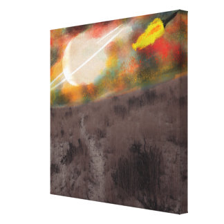 The Beyond Stretched Canvas Prints