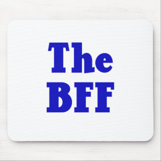 The BFF Mouse Pad