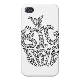 THE BIG APPLE by NICHOLAS iPhone 4 Case