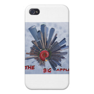 the big apple iPhone 4/4S cover